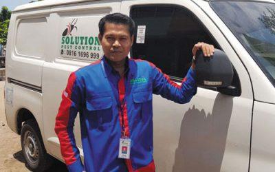 Lowongan Operator Pest Control Mobile Team