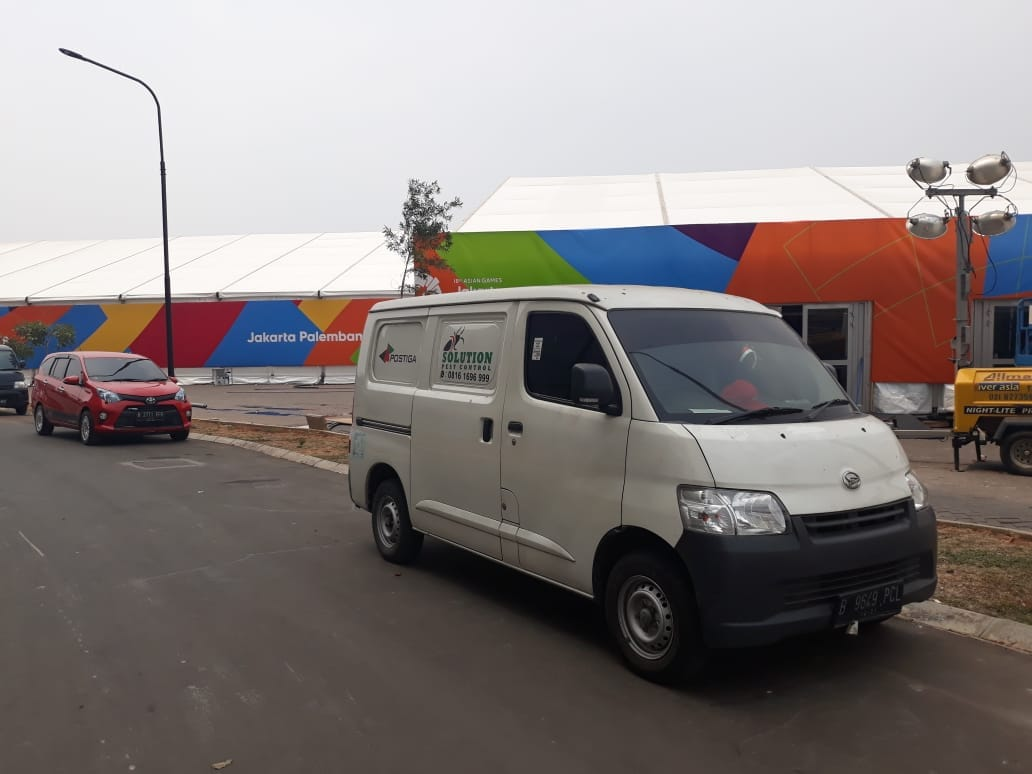Foto Asian Games 2018 Postiga