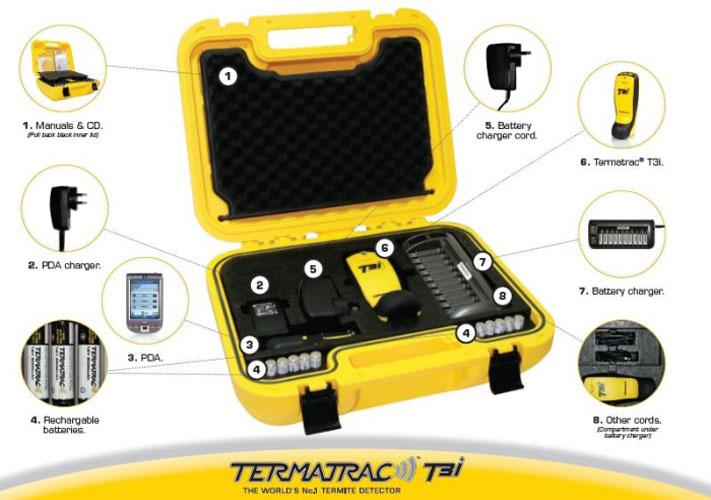 Termatrac, Detector Hama Dengan Teknologi Tercanggih