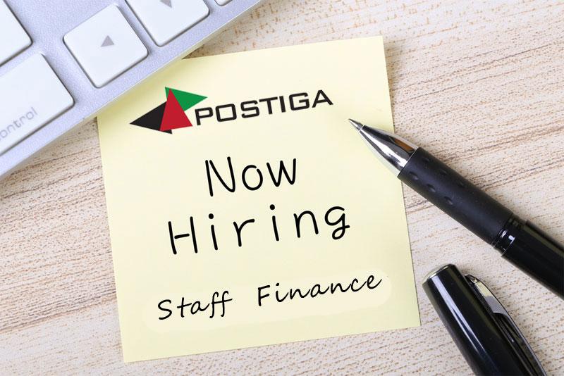 Lowongan Staff Finance