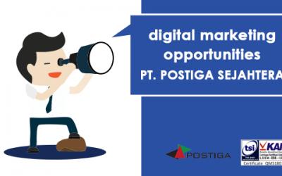 Lowongan Kerja Digital Marketing
