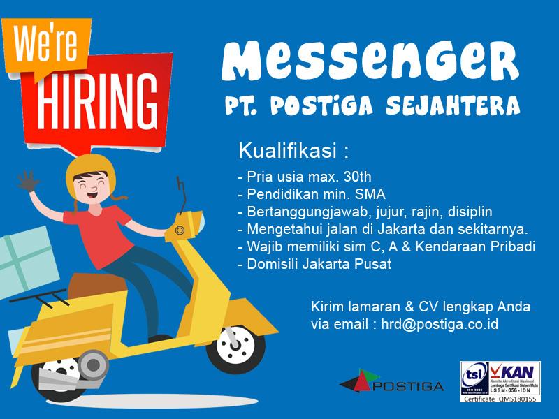 lowongan-messenger